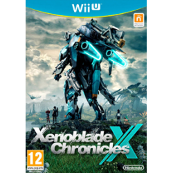 XENOBLADE CHRONICLES X[ENG] (używana) (WiiU)