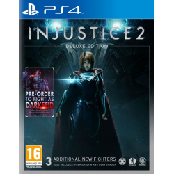INJUSTICE 2 DELUX EDITION [POL] (nowa) (PS4)