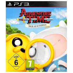 ADVENTURE TIME FINN JAKE INVESTIGATIONS[ENG] (używana) (PS3)