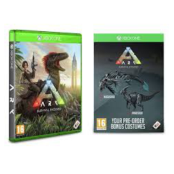ARK SURVIVAL EVOLVED[ENG] (nowa) (XONE)