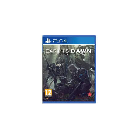 EARTH'S DAWN[ENG] (nowa) (PS4)