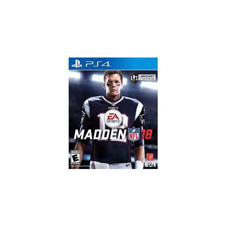 MADDEN NFL 18[ENG] (nowa) (PS4)