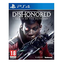 DISHONORED DEATH OF THE OUTSIDER[POL] (nowa) (PS4)