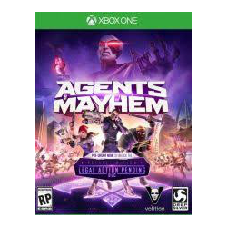AGENTS OF MAYHEM[POL] (nowa) (XONE)