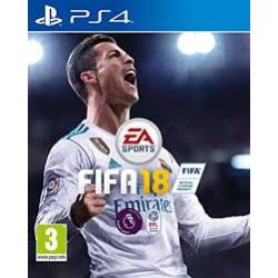 FIFA 18 [POL] (używana) (PS4)