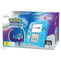 NINTENDO 2 DS POKEMON MOON [ENG] (używana) (3DS)