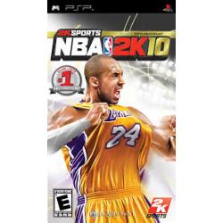 NBA 2K10 [ENG] (używana) (PSP)