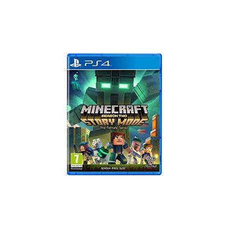 MINECRAFT STORY MODE SEASON 2 [ENG] (nowa) (PS4)