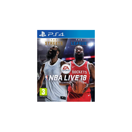 NBA LIVE 18 [ENG] (nowa) (PS4)