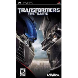 TRANSFORMERS THE GAME [ENG] (nowa) (PSP)