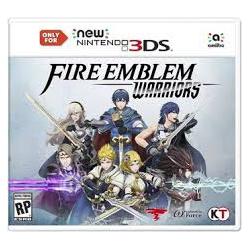 FIRE EMBLEM WARRIORS [ENG] (nowa) (3DS)