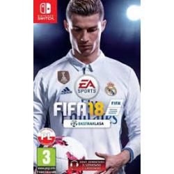 FIFA 18 [POL] (nowa) (Switch)