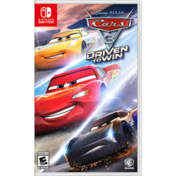CARS 3 DRIVEN TO WIN [POL] (nowa) (Switch)