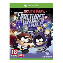 SOUTH PARK THE FRACTURED BUT WHOLE [POL] (nowa) (XONE)