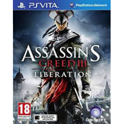 ASSASSIN'S CREED III LIBERATION [ENG] (używana) (PSV)