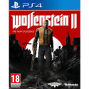WOLFENSTEIN II THE NEW COLOSSUS [POL] (używana) (PS4)