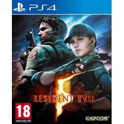 Resident Evil 5 [ENG] (nowa) (PS4)