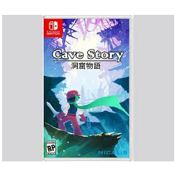 CAVE STORY [ENG] (nowa) (Switch)