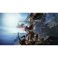 MONSTER HUNTER WORLD [POL] (nowa) (XONE)