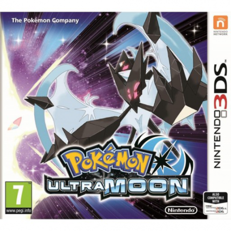 POKEMON ULTRA MOON [ENG] (nowa) (3DS)