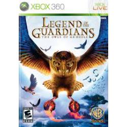 LEGEND OF THE GUARDIANS THE OWLS OF GA'HOOLE [ENG] (używana) (X360)