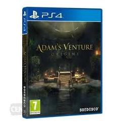 ADAM'S ADVENTURE ORIGINS [POL] (używana) (PS4)