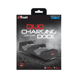 TRUST DUO CHARGING DOCK GXT 235 (nowa) (PS4)
