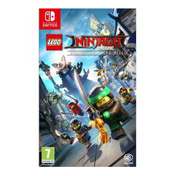 LEGO NINJAGO THE MOVIE [POL] (nowa) (Switch)
