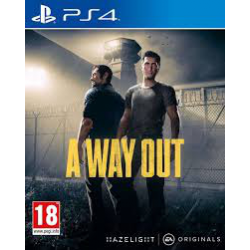 A WAY OUT [POL] (nowa) (PS4)