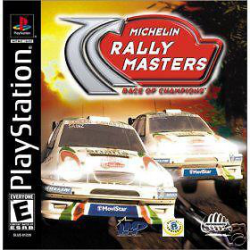 Michelin Rally Masters [ENG] (używana) (PS1)