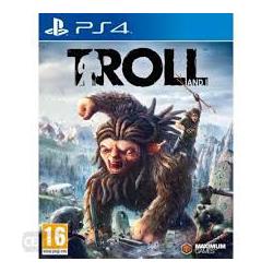 TROLL AND I [ENG] (używana) (PS4