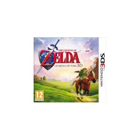 The Legend Of Zelda Ocarina of the Time [ENG] (używana) (3DS)