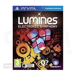 LUMINES [ENG] (używana) (PSV)