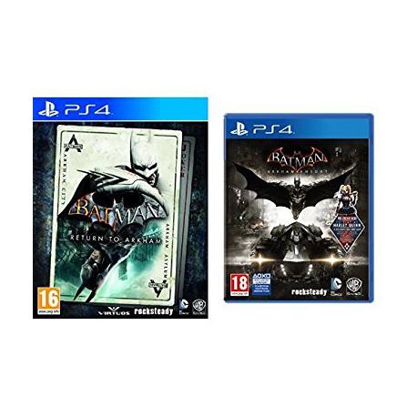 Batman Return to Arkham [POL] (nowa) (PS4)