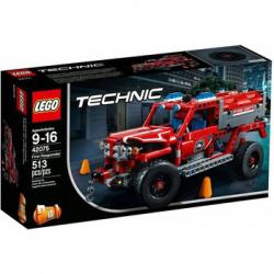 LEGO TECHNIC POJAZD SZYBKIEGO REAGOWANIA 2 W 1   42075 (nowa)