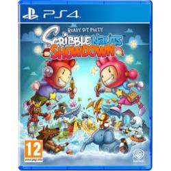 SCRIBBLENAUTS SHOWDOWN [ENG] (nowa) (PS4)