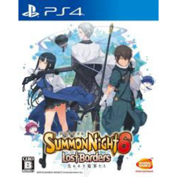 SUUMON NIGHT 6 LOST BORDRES [ENG] (nowa) (PS4)