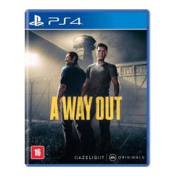A WAY OUT [POL] (używana) (PS4)