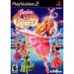 Barbie in the 12 Dancing Princesses [ENG] (używana) (PS2)