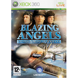 BLAZING ANGELS SQUADRONS OF WWII [ENG] (Używana) x360