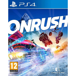Onrush D1 (nowa) (PS4)
