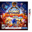 Sonic Boom Fire and Ice [ENG] (używana) (3DS)