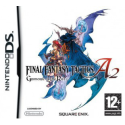 Final Fantasy Tactics A2 Grimoire of the Rift [ENG] (używana) (NDS)