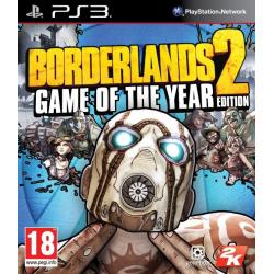 Borderlands 2 GOTY [ENG] (używana) (PS3)