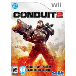 Conduit 2 [ENG] (używana) (Wii)