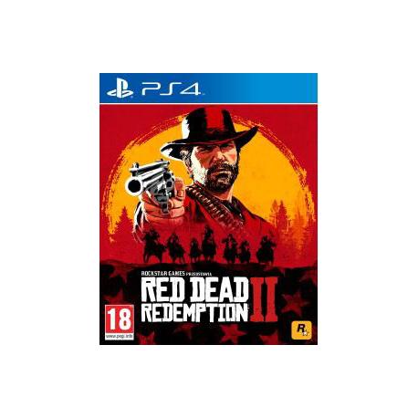 Red Dead Redemption II  [POL] (nowa) (PS4)