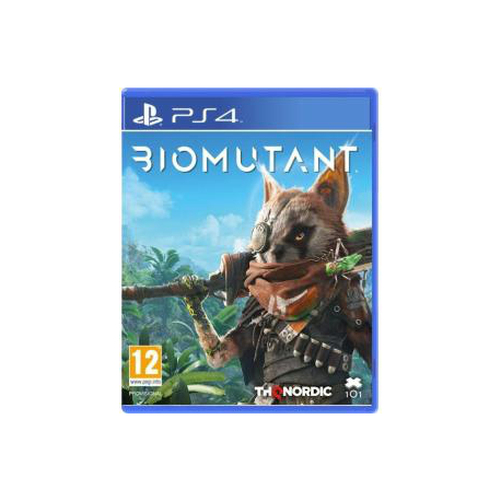 Biomutant Preorder 12.2020 [ENG] (nowa) (PS4)