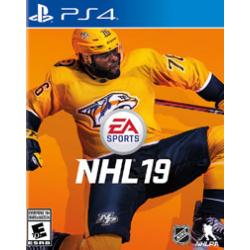 NHL 19  [ENG] (Używana) (PS4)