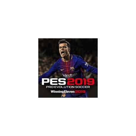 Pro Evolution Soccer 2019  [ENG] (nowa) (PS4)