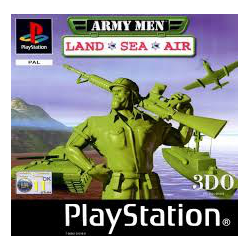 Army Men Land Sea Air [ENG] (używana) (PS1)